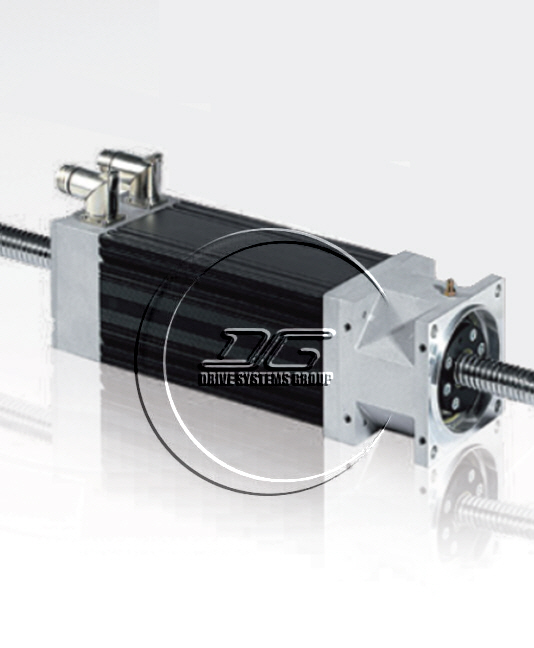 Drive systems group inc ph 905 405 0310 e insidesales for Servo motor linear actuator