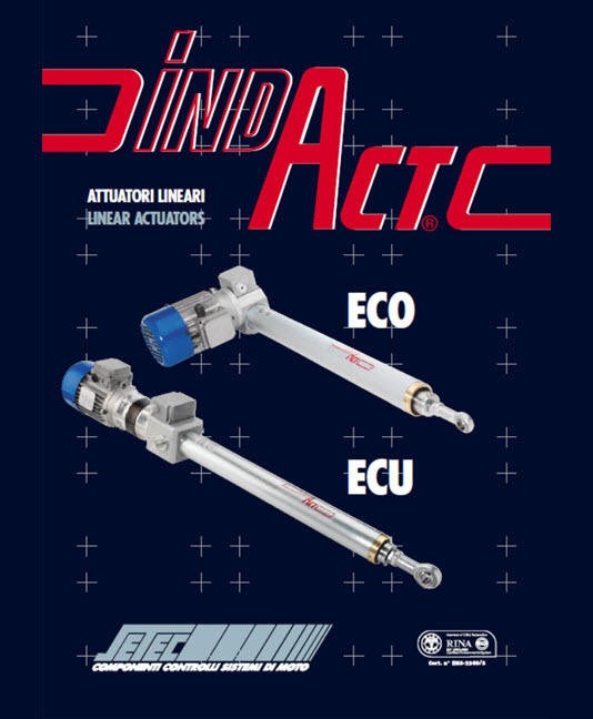 ECO/ECU ACTUATOR Catalog & User