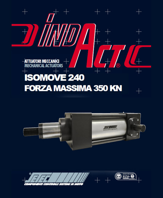 ISO Move 240 Catalog & User Manu