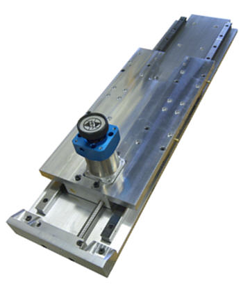 Rack & Pinion Positioning Table