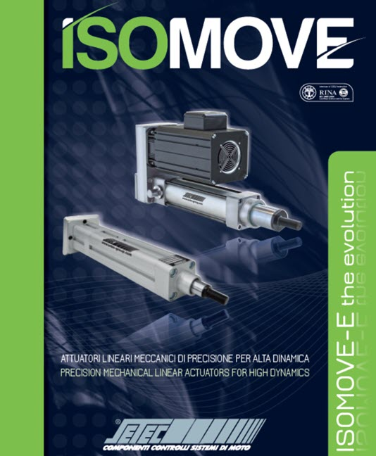 ISO Move Servo Catalog & User Ma